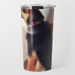 Squirrel Sentry Travel Mug