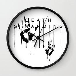 Death Stranding Hideo Kojima videogame lou sam porter Wall Clock