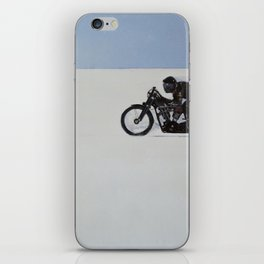 Brough Superior on the Salt iPhone Skin