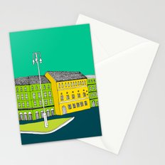 CITY CENTRE // TOWN Stationery Cards