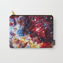 ALTERED Large Magellanic Cloud Carry-All Pouch