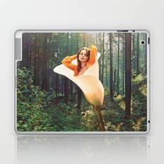 Girl of forest Laptop & iPad Skin