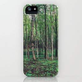 Forest II iPhone Case