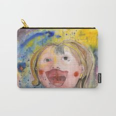 I feel happy Carry-All Pouch