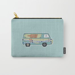 Busted: Mystery Machine Carry-All Pouch
