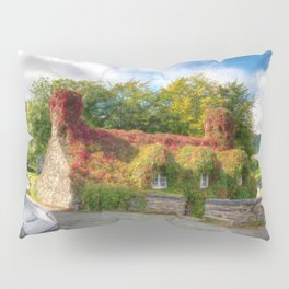 Old And New Pillow Sham
