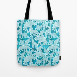 ZOOfamily Tote Bag