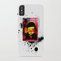 records iPhone & iPod Cases featuring Mondongo Records by qteln
