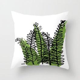 Serengeti Safari - Acacia Throw Pillow