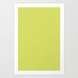 Echolocation Art Print