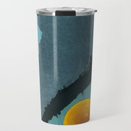 Turquoise Twelve Travel Mug