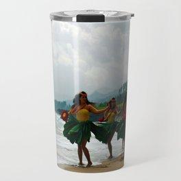 Culture in Hawaii Travel Mug