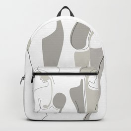 Eggshell Exhibit Backpack