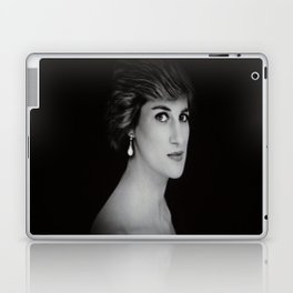 London Princess Diana Laptop & iPad Skin