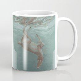 Sinking Deer Coffee Mug
