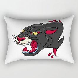 Panthera pardus Rectangular Pillow