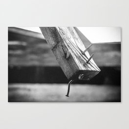 Ode to Lucille Canvas Print