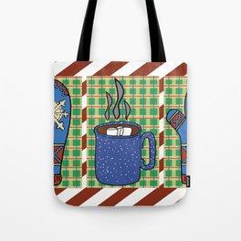 Cozy Christmas! Tote Bag