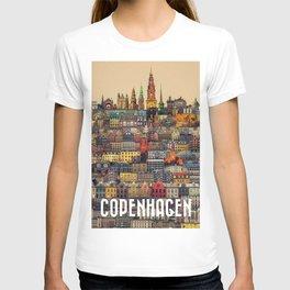 Copenhagen Facades T-shirt