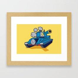 Thomas The Tank Framed Art Print