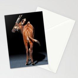 Behind The Scene - Mountain Bongo Antelope Stationery Cards