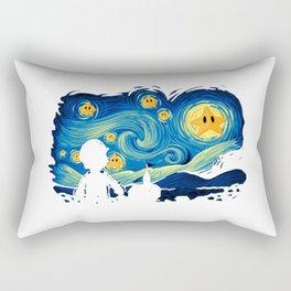 Super Starry night Rectangular Pillow