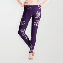 Elevate Yo Self Leggings