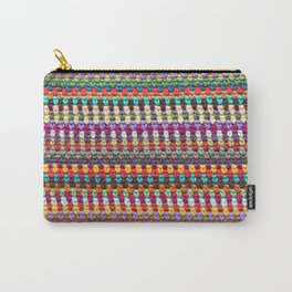 Crochet Afghan Pattern Carry-All Pouch