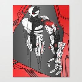 ULTRACRASH 1 Canvas Print