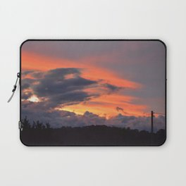 Beautiful Sunset Sky Laptop Sleeve