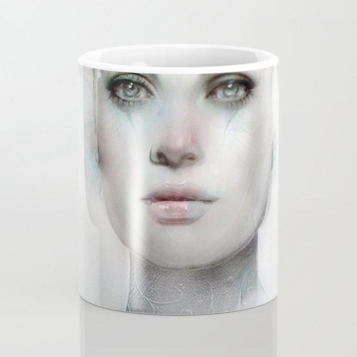 Beyond Magnetic Saturn Coffee Mug