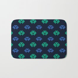 Video Games Pattern   Gaming Console Computer Play Bath Mat