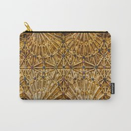 Fan Vaulted Ceiling Carry-All Pouch