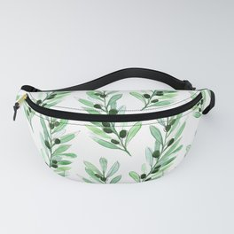Olive branch Fanny Pack