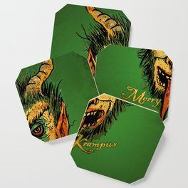 Merry Krampus Coaster