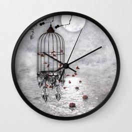 Le vent nous portera .... Wall Clock