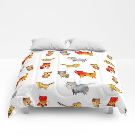 Kitties Comforters
