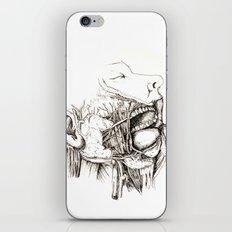 Anatomy: Study 1 Salivating Zombie iPhone & iPod Skin