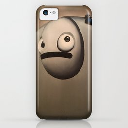 Larry the Robot iPhone Case