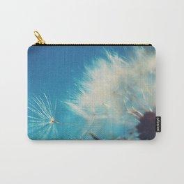 Dandelion Photograph Carry-All Pouch