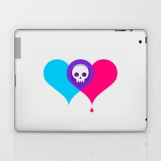 A Death-Marked Love Laptop & iPad Skin