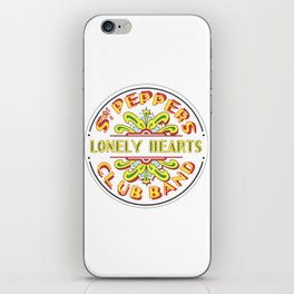 Sgt. Peppers iPhone Skin