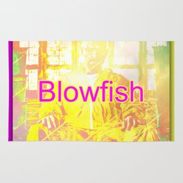 Blowfish Rug