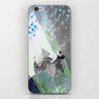 rain iPhone & iPod Skins featuring RAIN by Ceren Kilic