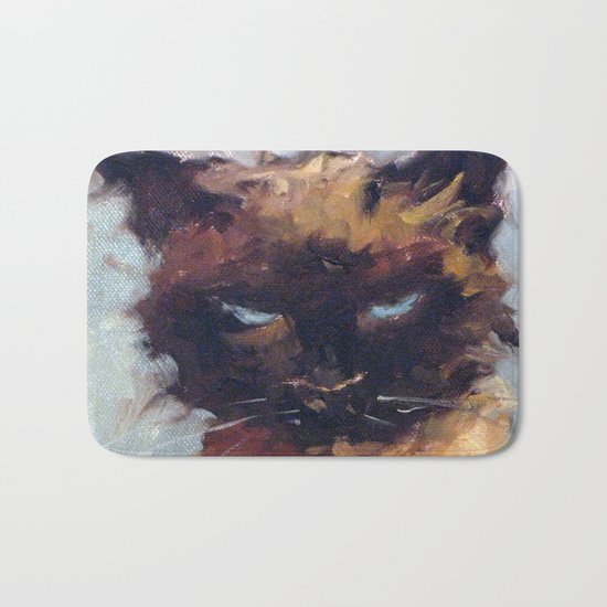 The Wicked One Bath Mat