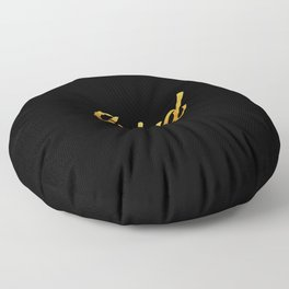 Grind Floor Pillow