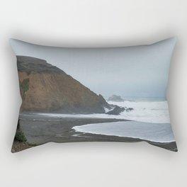 Take in the Beautiful Ocean Rectangular Pillow