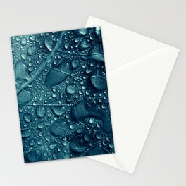 blue water XVI Stationery Cards