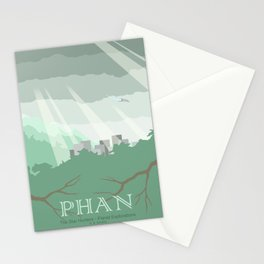 Planet Exploration: Phan Stationery Cards