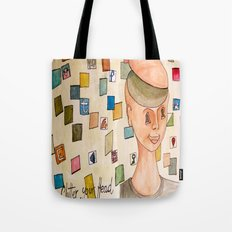 Don´t clutter your head Tote Bag